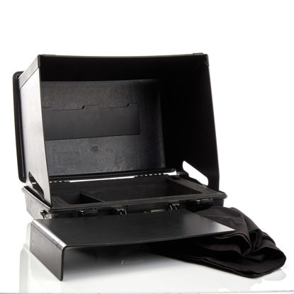 Picture of iWork Laptop Case with shade & Tripod mount