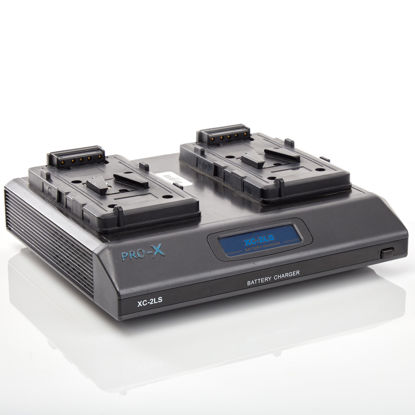 Picture of Switronix Dual Battrey Charger for V mount