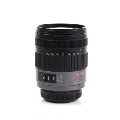 Picture of Panasonic / Lumix 14-140mm 4.0-5.8 AF100 Lens
