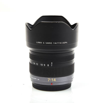 Picture of Panasonic / Lumix 7-14mm 4.0  AF100 Lens