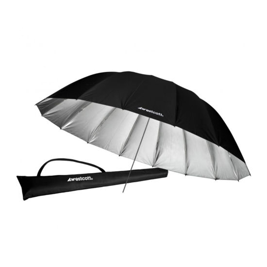 Picture of Westcott 7' Silver Umbrella
