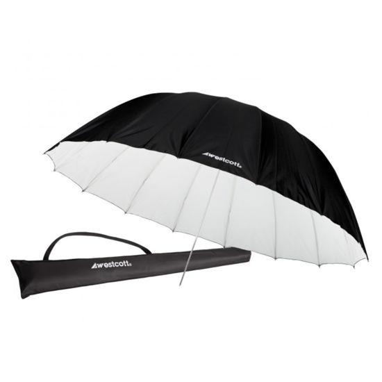 Picture of Westcott 7' White Umbrella