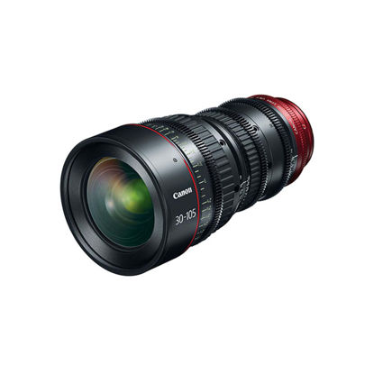 Picture of Canon CN 30-105mm T2.8 Cine Zoom Lens