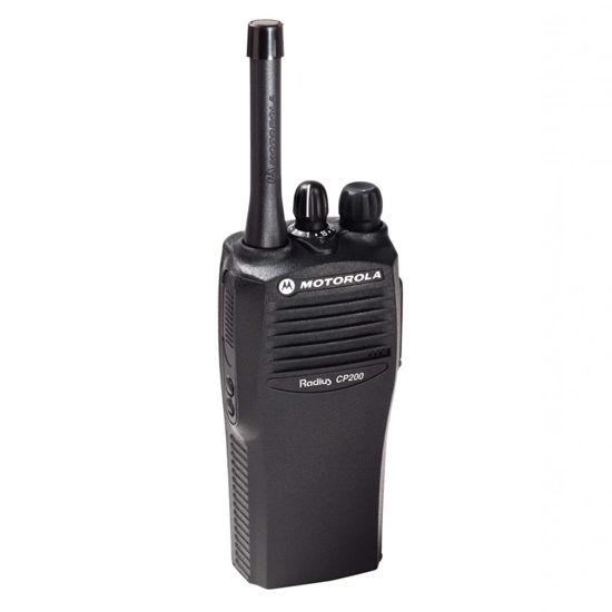 Picture of Motorola Radius CP200 Radio Walkie Talkie