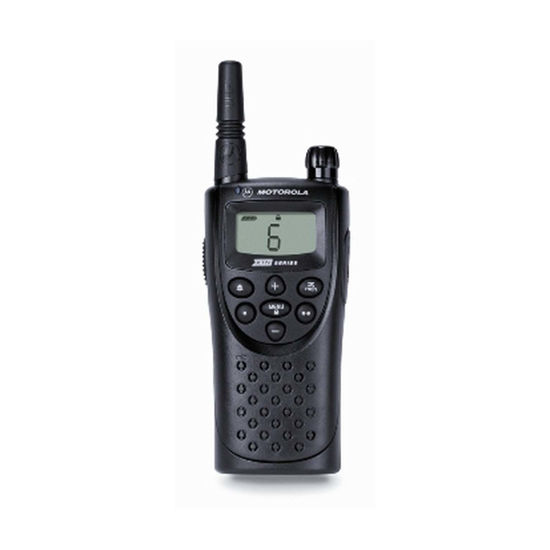 Picture of Motorola XU2600 Radio / Walkie Talkie