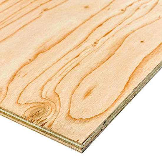 Picture of Plywood Sheet 4'x8'