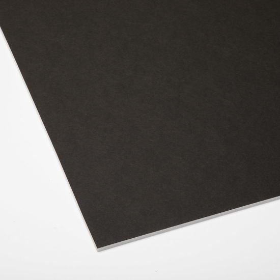 Picture of 4x8 B/W Foam Core 3/16""