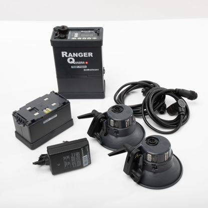 Picture of Elinchrome Ranger Quadra 2 head kit