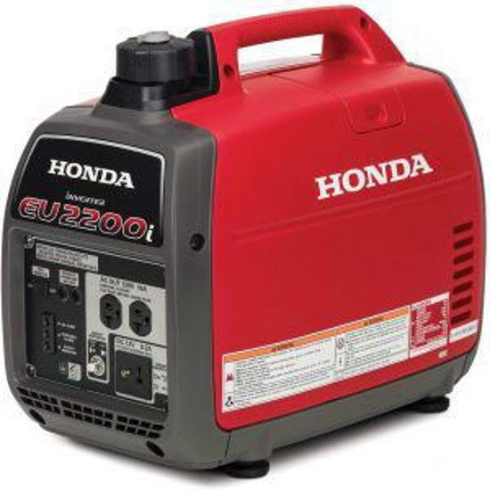 Picture of Honda EU2000i Generator