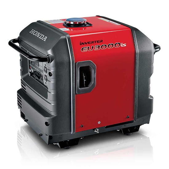 Picture of Honda EU3000i Generator