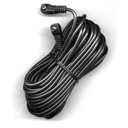Picture of (Male-Male)  Extension  / PC Cord 15' Black