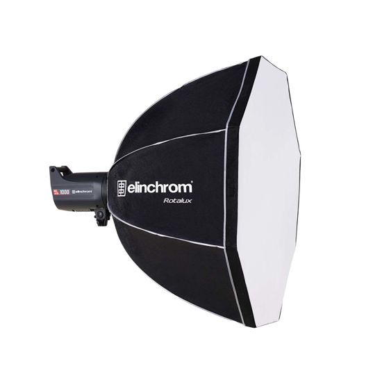 """Picture of Elinchrome OctaBox Deep 39"""" Rotalux"""