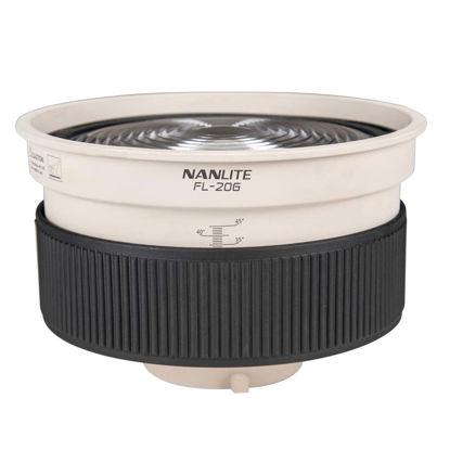 Picture of Nanlite Forza Fresnel FL-206  10-45 Degree