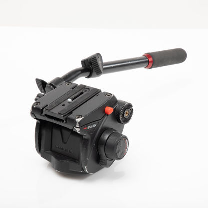 Picture of Manfrotto 503 Pro Fluid Head w/QR (cap. 17.6 lbs)