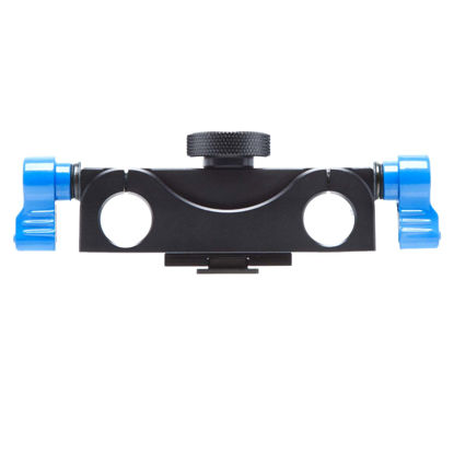 Picture of Redrockmicro Camera Shoe Clamp W/ 15mm Rail adapter