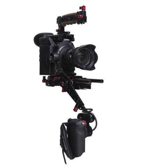 Picture of Zacuto Recoil V2 KIT C100/C300/C500 W/ FollowFocus