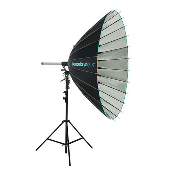 """Picture of Broncolor Para 177 FT 5'7"""" Umb."""