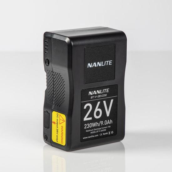 Picture of Nanlite 26V Battery 230wh for Forza 500