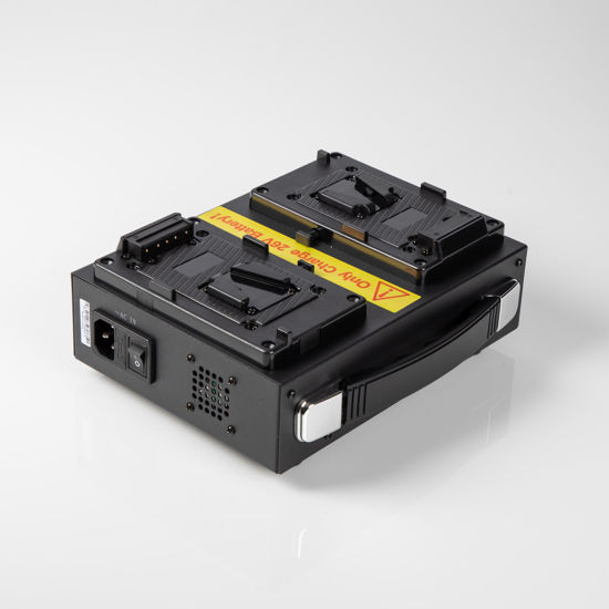 Picture of Nanlite 26V Dual Battery Charger
