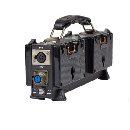 Picture of AntonBauer Quad Battery Holder 28/14V