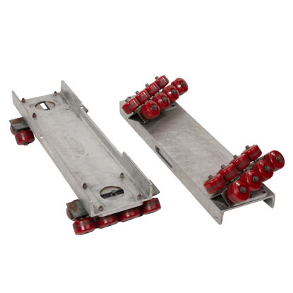 Picture of Centipede (u channel) for the doorway dolly
