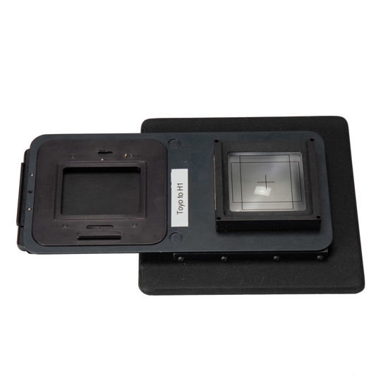 Picture of Kapture Group Camera Adaptor H to Toyo Sliding back