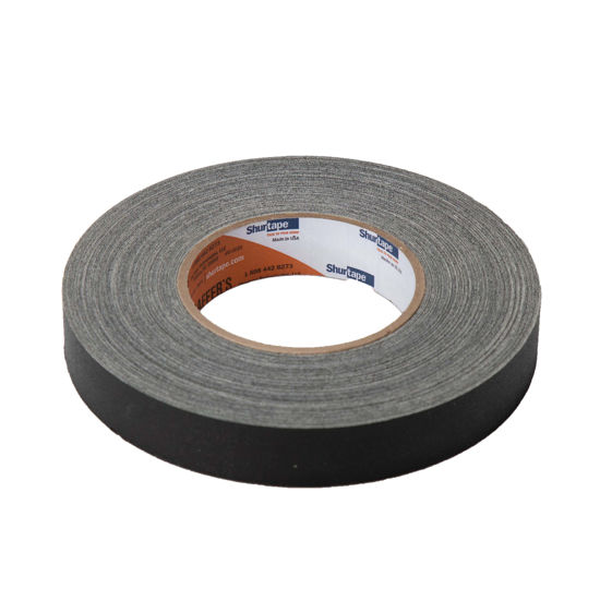 """Picture of 1"""" GAFFER TAPE BLACK"""