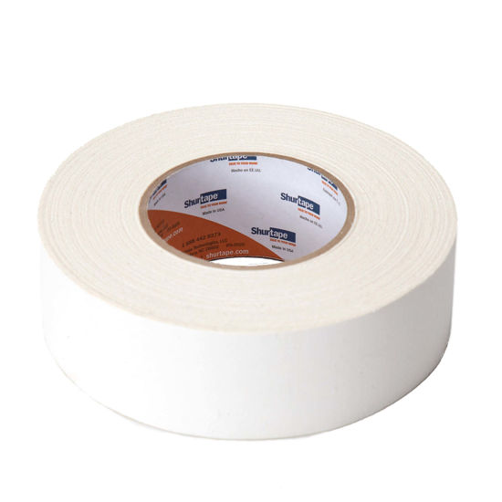 """Picture of 2"""" GAFFER TAPE WHITE"""