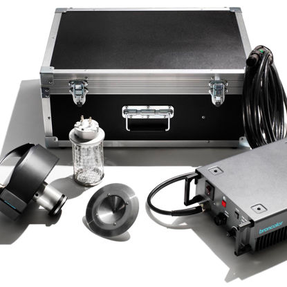 Picture of Broncolor Kobold 1600 HMI Kit for Para
