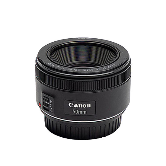 Picture of Canon 50mm F1.8 STM Lens