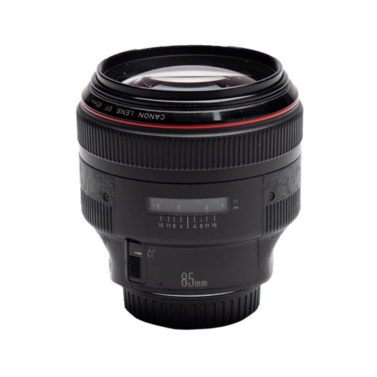 Picture of Canon 85mm F1.2 L USM Lens