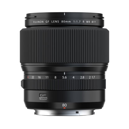 Picture of Fuji GFX 80mm f1.7 Lens