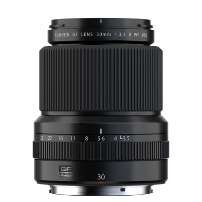Picture of Fuji GFX 30mm f3.5 R  Lens
