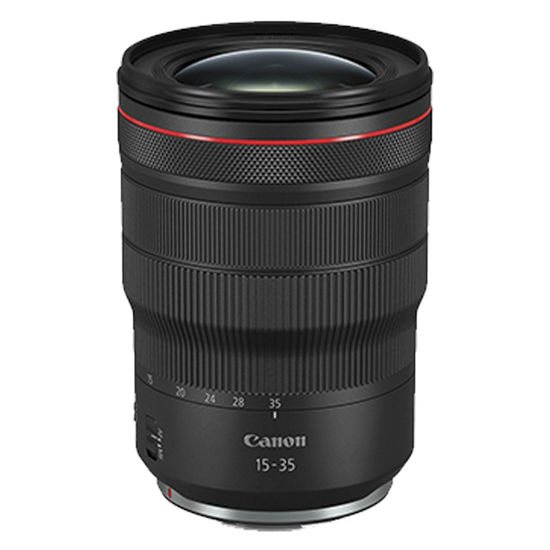 Picture of Canon EOS RF 15-35mm 2.8 L for mirrorless