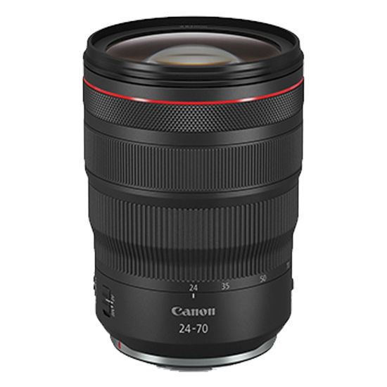 Picture of Canon EOS RF 24-70mm 2.8 for Mirrorless