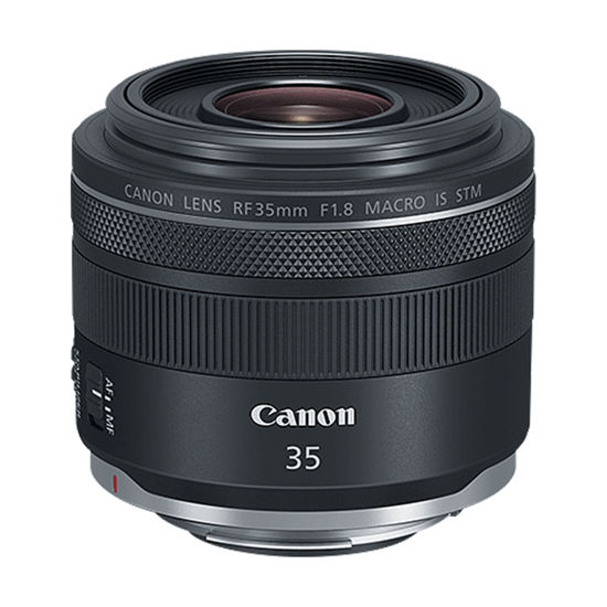 Picture of Canon EOS RF 35mm 1.8 MACRO for mirrorless