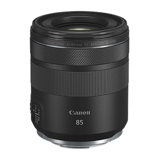 Picture of Canon EOS RF 85mm f2 MACRO for mirrorless