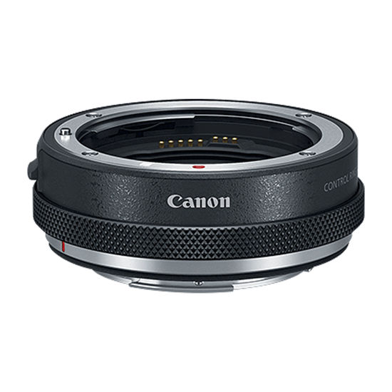 Picture of Canon Mount Adapter w/Control Ring for  EOS-R , EF-RF