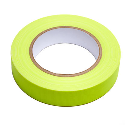 """Picture of 1"""" Gaffer Tape - Yellow"""