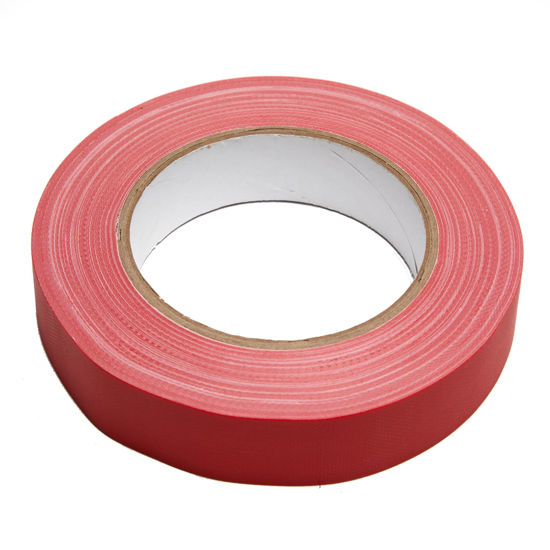 """Picture of 1"""" Gaffer Tape - Red"""