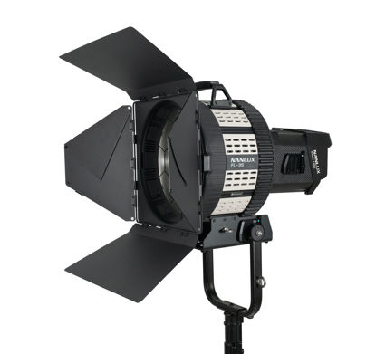 """Picture of Nanlux Evoke With 13"""" Fresnel Attachment LED 1200"""