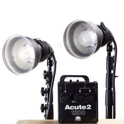 Picture of ProFoto Acute 1200 Two head kit