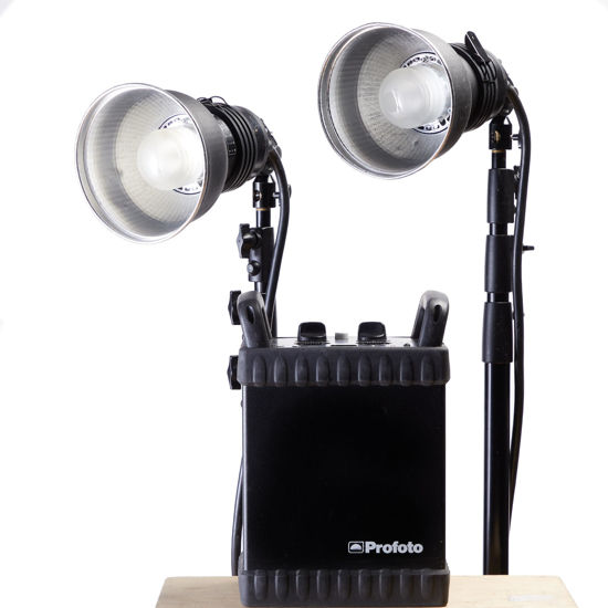 Picture of ProFoto Pro 8 Two head kit