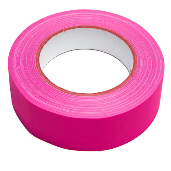 """Picture of 2"""" Gaffer Tape - FL Pink"""