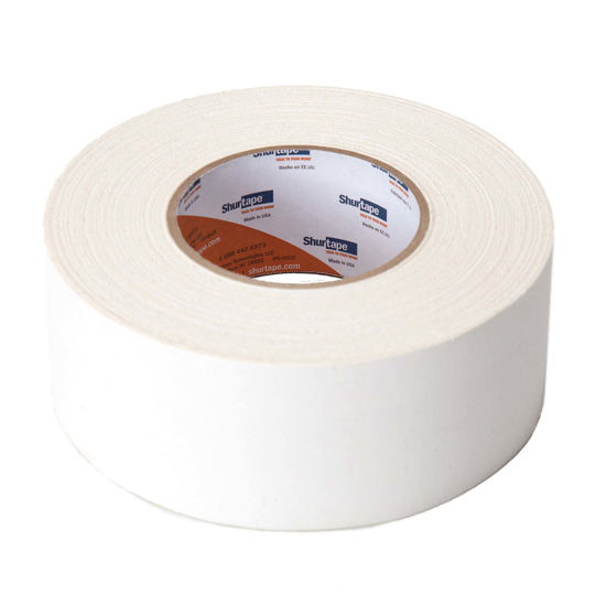 """Picture of 3"""" GAFFER TAPE WHITE"""